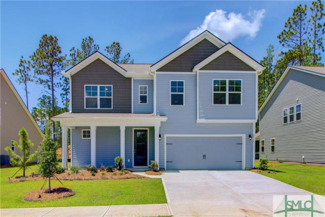 103 Saddle Street S, Pooler, GA 31322 (MLS #200046) :: Heather Murphy Real Estate Group