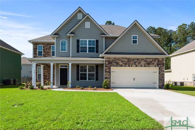 173 Saddleclub Way, Guyton, GA 31312 (MLS #200047) :: Keller Williams Realty-CAP