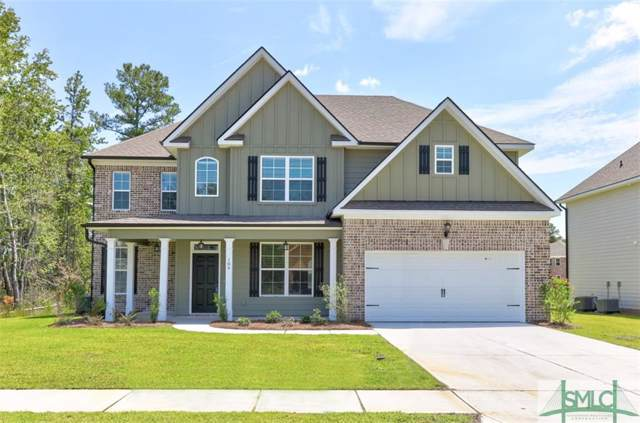 184 Saddleclub Way, Guyton, GA 31312 (MLS #200051) :: Keller Williams Realty-CAP