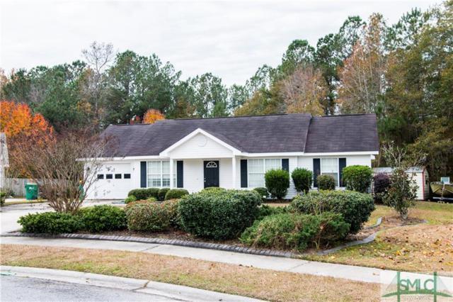112 Four Oaks Court, Rincon, GA 31326 (MLS #200057) :: The Randy Bocook Real Estate Team