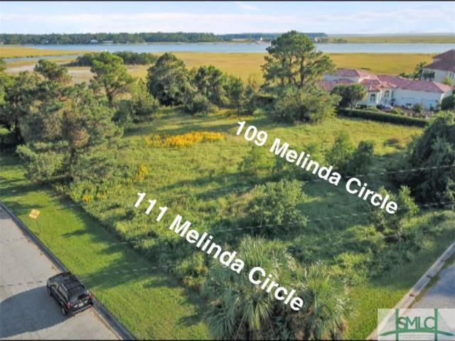 109 Melinda Circle, Savannah, GA 31406 (MLS #200060) :: Teresa Cowart Team