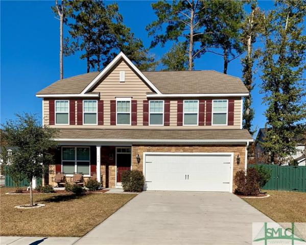 110 Glen Way, Richmond Hill, GA 31324 (MLS #200087) :: The Sheila Doney Team