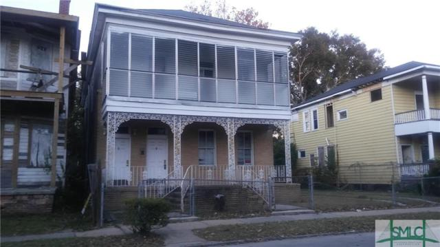 516 W 39th Street, Savannah, GA 31415 (MLS #200104) :: McIntosh Realty Team