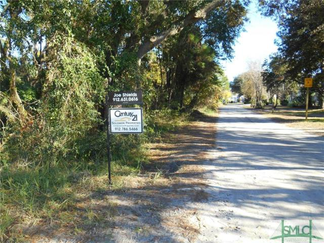73 Solomon Avenue, Tybee Island, GA 31328 (MLS #200107) :: Keller Williams Realty-CAP