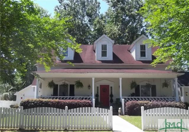178 Cherryfield Lane, Savannah, GA 31419 (MLS #200131) :: The Randy Bocook Real Estate Team