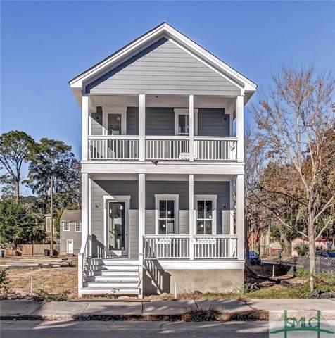 1901 Whitaker Street, Savannah, GA 31401 (MLS #200132) :: Keller Williams Realty-CAP