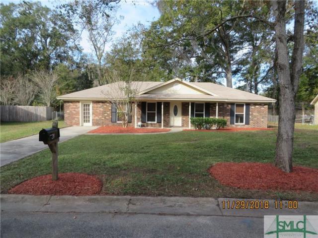 26 Mallard Lane, Richmond Hill, GA 31324 (MLS #200148) :: Keller Williams Realty-CAP