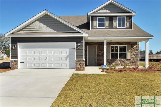 2 Wallaby Way, Savannah, GA 31405 (MLS #200150) :: The Arlow Real Estate Group