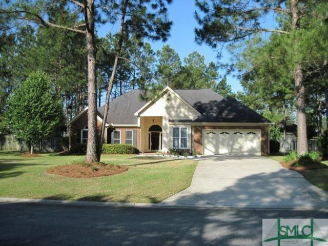 234 Flint Creek Drive, Richmond Hill, GA 31324 (MLS #200156) :: Keller Williams Realty-CAP