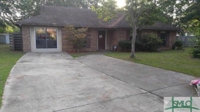 805 Grove Place, Hinesville, GA 31313 (MLS #200164) :: McIntosh Realty Team