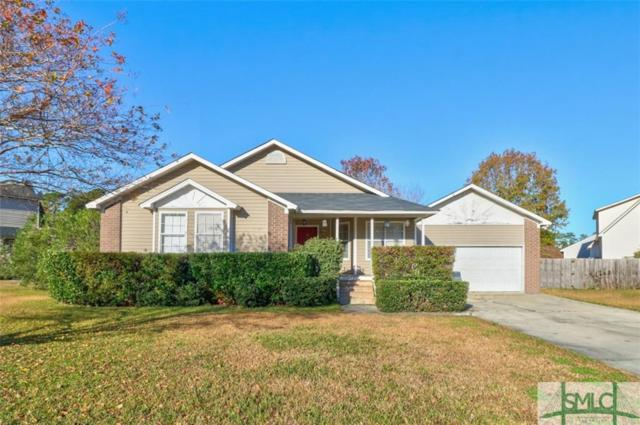 141 Cambridge Drive, Savannah, GA 31419 (MLS #200180) :: Teresa Cowart Team