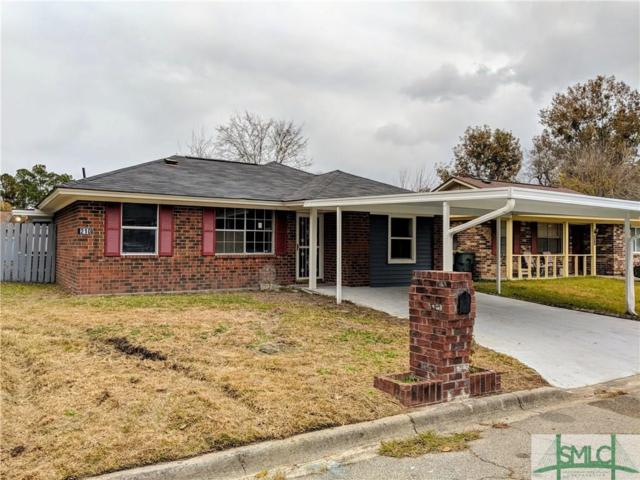 210 Tech Drive, Savannah, GA 31406 (MLS #200187) :: The Randy Bocook Real Estate Team