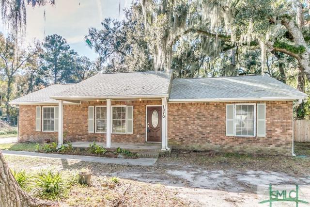 1370 Lake Drive, Midway, GA 31320 (MLS #200189) :: The Randy Bocook Real Estate Team
