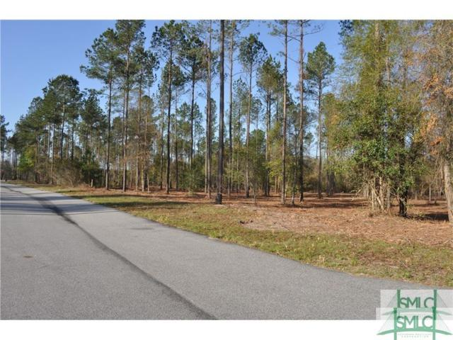0 Bulloch Bluff Dr Drive Lot 1, Brooklet, GA 30415 (MLS #200197) :: The Randy Bocook Real Estate Team