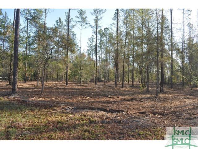 0 Captain Cone Court Lot 14, Brooklet, GA 30415 (MLS #200198) :: The Randy Bocook Real Estate Team