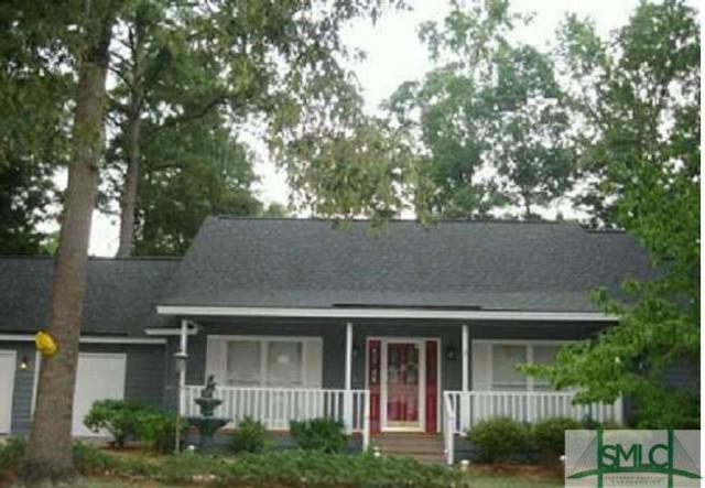 1 Cove Drive, Savannah, GA 31419 (MLS #200219) :: McIntosh Realty Team