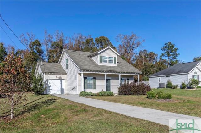 275 Bonnie Circle, Ellabell, GA 31308 (MLS #200220) :: Karyn Thomas