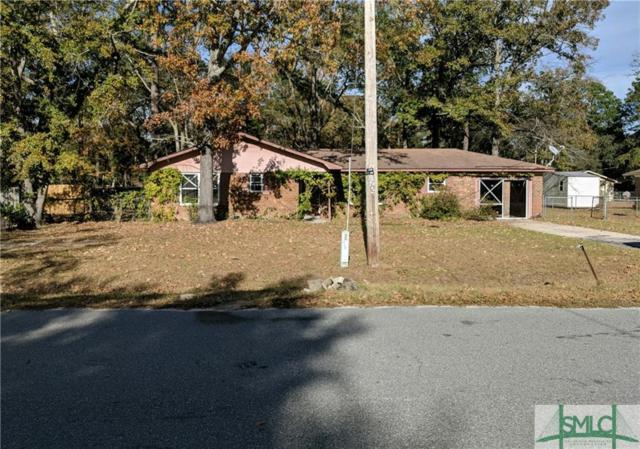 818 Debbie Drive, Hinesville, GA 31313 (MLS #200227) :: The Randy Bocook Real Estate Team