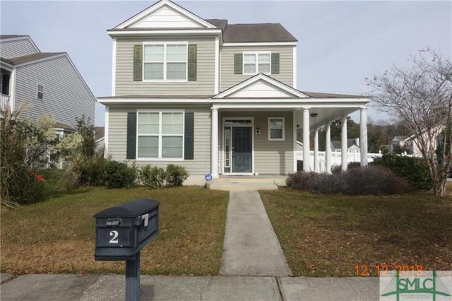 2 Bushwood Drive, Savannah, GA 31407 (MLS #200237) :: The Randy Bocook Real Estate Team
