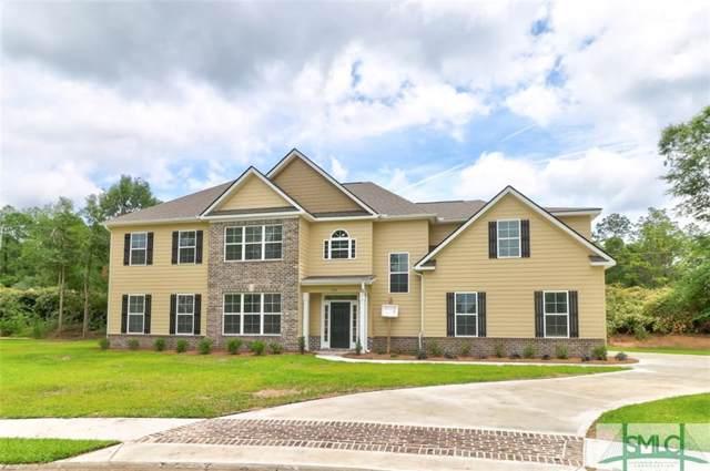 104 Old School Circle, Guyton, GA 31312 (MLS #200253) :: The Arlow Real Estate Group