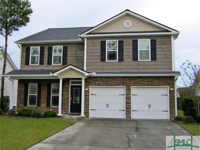 118 Lake House Road, Pooler, GA 31322 (MLS #200270) :: The Randy Bocook Real Estate Team
