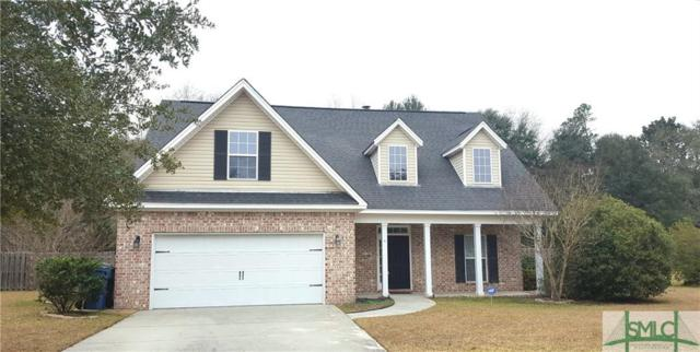 4 Hidden Creek Drive, Black Creek, GA 31308 (MLS #200278) :: Keller Williams Realty-CAP