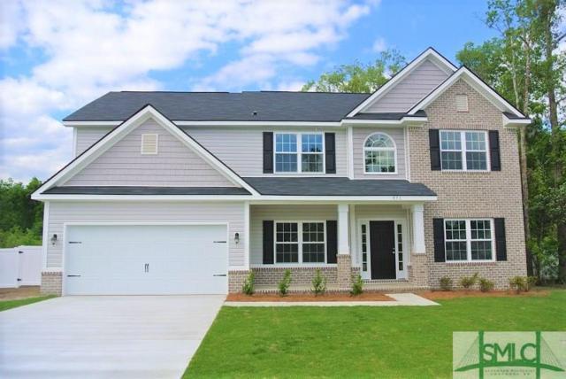 951 Oak Crest Drive, Hinesville, GA 31313 (MLS #200335) :: Keller Williams Realty-CAP