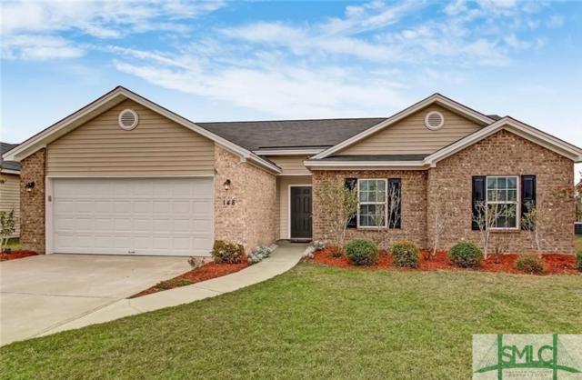 148 Brickhill Circle, Savannah, GA 31407 (MLS #200342) :: Keller Williams Realty-CAP