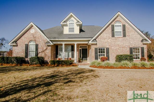 227 Mcduffie Drive, Richmond Hill, GA 31324 (MLS #200402) :: Coastal Savannah Homes