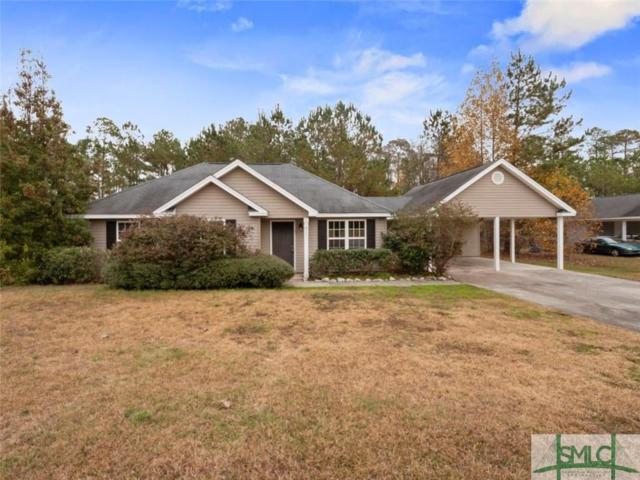 275 Abbey Drive, Richmond Hill, GA 31324 (MLS #200426) :: Keller Williams Realty-CAP