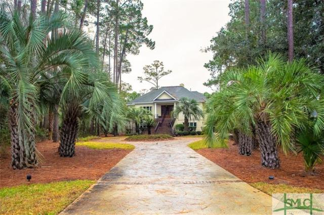 3 Ghost Crab Court, Savannah, GA 31411 (MLS #200436) :: Keller Williams Realty-CAP