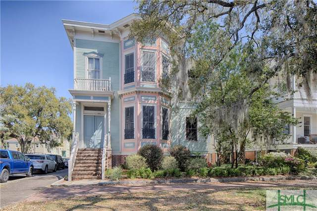 304 E Hall Street, Savannah, GA 31401 (MLS #200438) :: Liza DiMarco