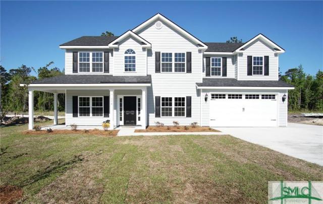 494 Kerry Drive, Richmond Hill, GA 31324 (MLS #200513) :: Karyn Thomas