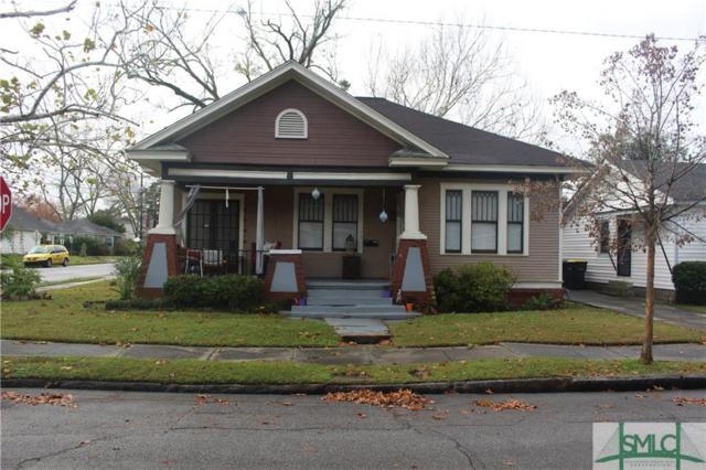 745 Seiler Avenue, Savannah, GA 31401 (MLS #200526) :: The Arlow Real Estate Group