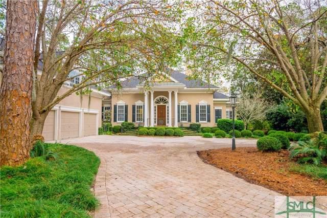 10 Shellwind Drive, Savannah, GA 31411 (MLS #200527) :: Keller Williams Realty-CAP