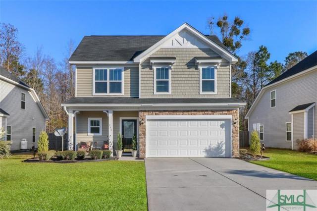 306 Casey Drive, Pooler, GA 31322 (MLS #200535) :: The Arlow Real Estate Group