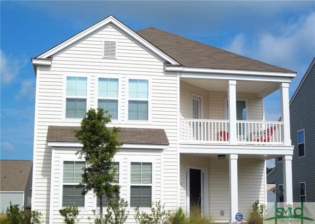 4 Chandler Bluff Drive, Savannah, GA 31322 (MLS #200609) :: Keller Williams Realty-CAP