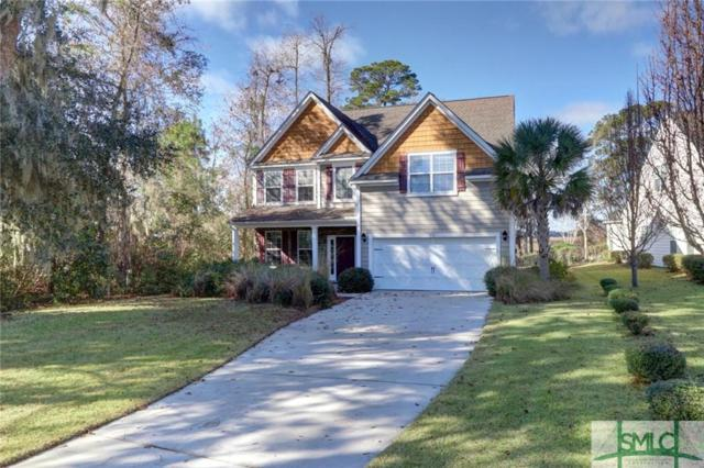 216 Coffee Pointe Circle, Savannah, GA 31419 (MLS #200655) :: Coastal Savannah Homes