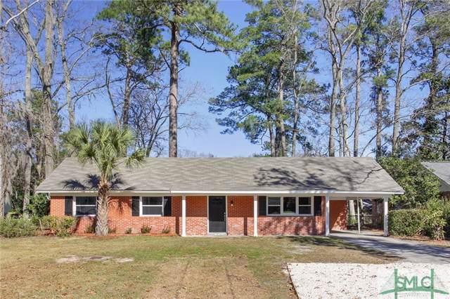528 Jackson Boulevard, Savannah, GA 31405 (MLS #200657) :: Keller Williams Realty-CAP