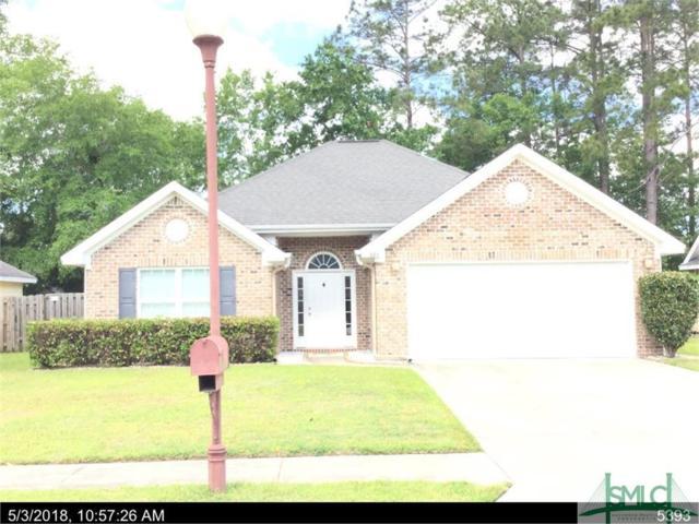 223 Pebblestone Drive, Bloomingdale, GA 31302 (MLS #200679) :: Karyn Thomas