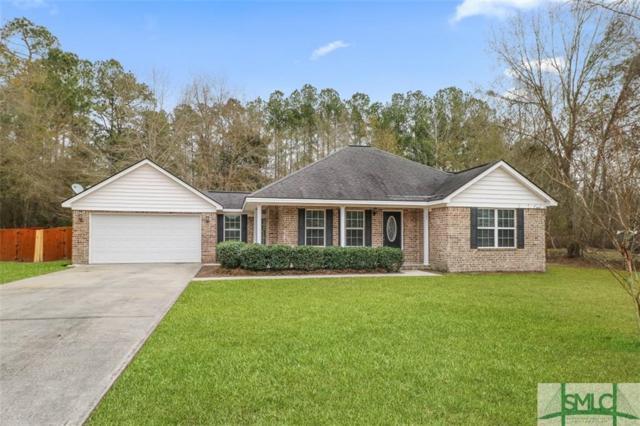 105 Hunters Chase Road, Guyton, GA 31312 (MLS #200690) :: Coastal Savannah Homes