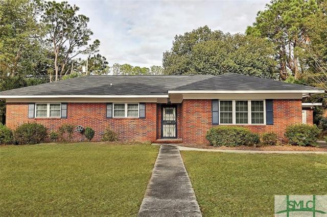 4715 Sylvan Drive, Savannah, GA 31405 (MLS #200734) :: Teresa Cowart Team