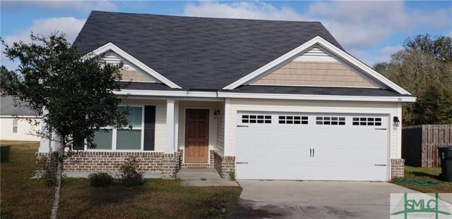 22 Fox Glen Court, Port Wentworth, GA 31407 (MLS #200735) :: Keller Williams Realty-CAP