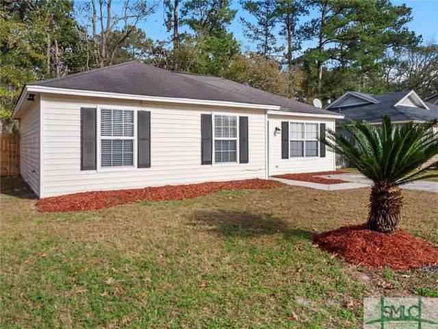 134 Little River Drive, Savannah, GA 31419 (MLS #200780) :: The Randy Bocook Real Estate Team