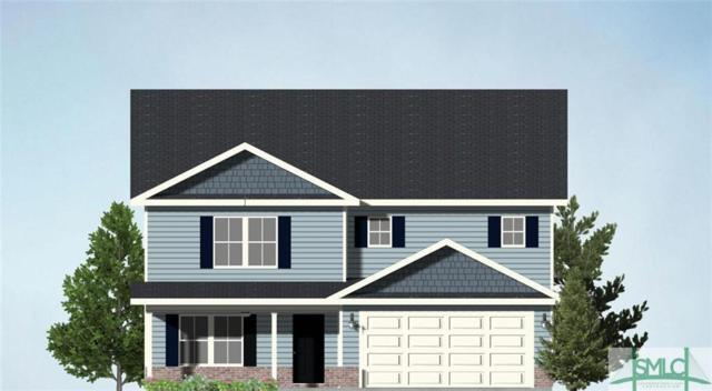 127 Taylor Drive, Guyton, GA 31312 (MLS #200863) :: Keller Williams Realty-CAP