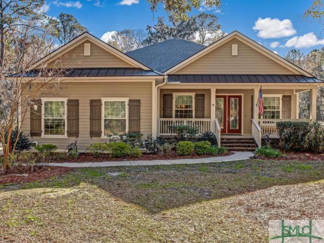 150 Long Creek Lane, Richmond Hill, GA 31324 (MLS #200884) :: The Sheila Doney Team