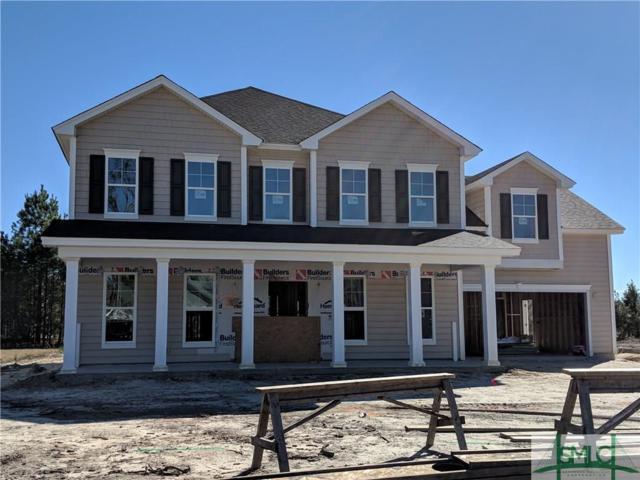 64 Harvest Moon Drive, Savannah, GA 31405 (MLS #200898) :: The Randy Bocook Real Estate Team