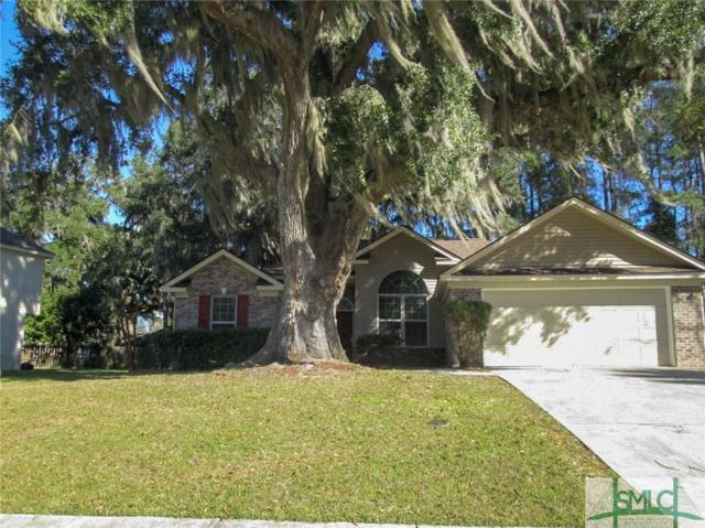 149 Park View Road, Savannah, GA 31419 (MLS #200927) :: Teresa Cowart Team