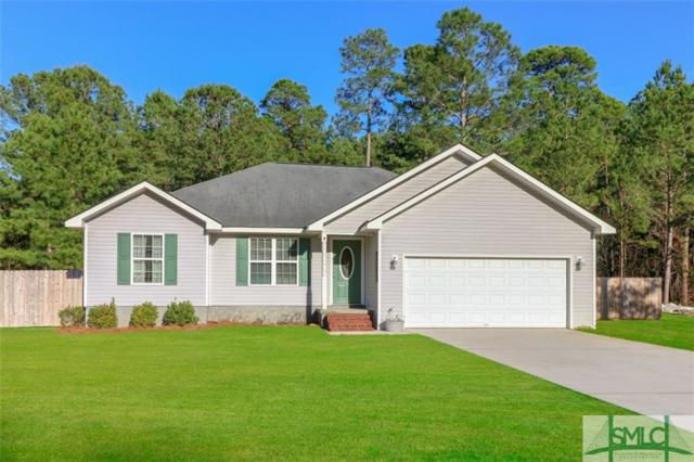 41 Hidden Creek Drive, Guyton, GA 31312 (MLS #200944) :: Teresa Cowart Team