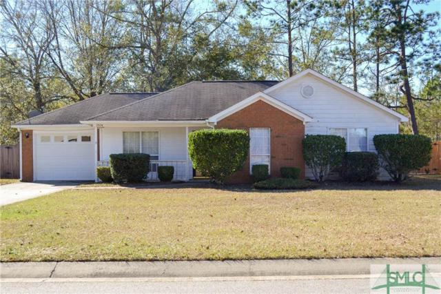 2524 Cove Street, Hinesville, GA 31313 (MLS #200987) :: The Arlow Real Estate Group